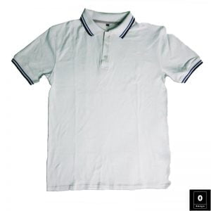 Classic White Polo For Men's - Omega Fashion