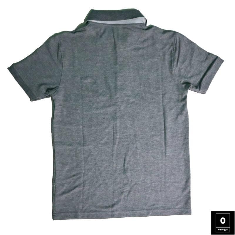 Grey Color Polo For Men BD - Omega Fashion Bangladesh