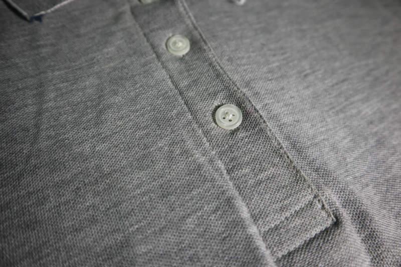 Grey Color Polo Shirts BD - Omega Fashion