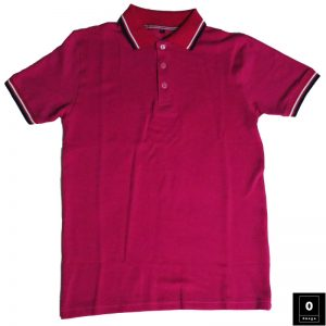 Pink Color Polo Shirts For Men - Omega Fashion BD