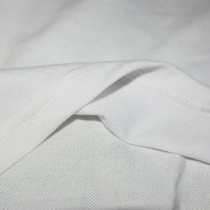 Solid White Polo For Men's