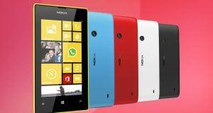 Nokia Lumia 520 Specifications