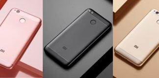 Xiaomi Redmi 4x price