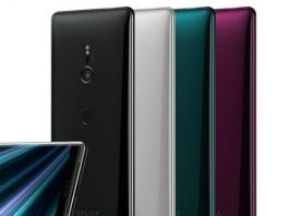 Sony Xperia XZ3 Price & Specifications
