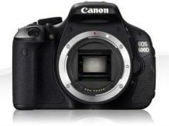 Canon EOS 700D with Lens BD