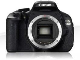Canon EOS 600D Price And Info Bangladesh
