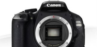 Canon EOS 600D Price And Info Bangladesh