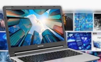 Walton Passion Laptop Review BD
