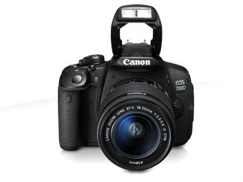 Canon EOS 700D Price in Bangladesh