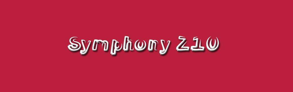 Symphony Z10