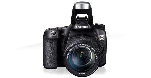 Canon EOS 70D BD REVIEW