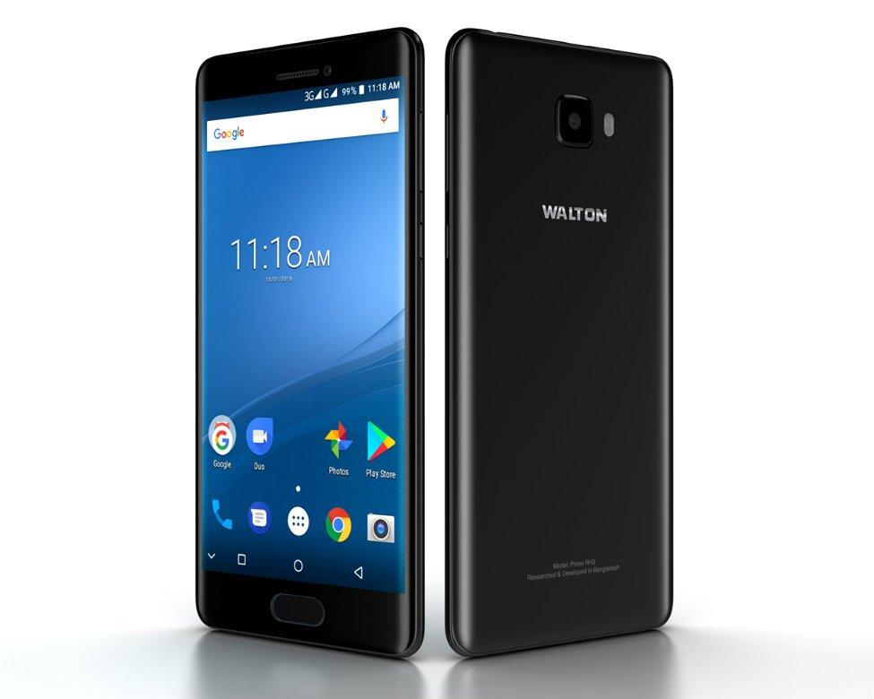 Walton RH3 (4G) Smartphone Market Price & Features - GETSVIEW