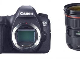 Canon EOS 6D Price In Bangladesh