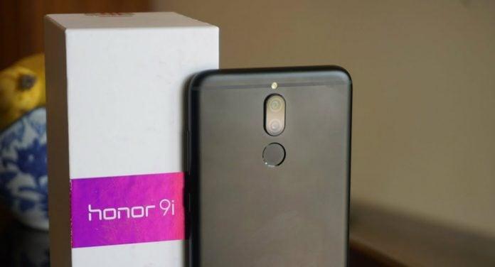 Huawei Honor 9i BD Price