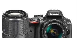 Nikon D3400 DSLR BD 1