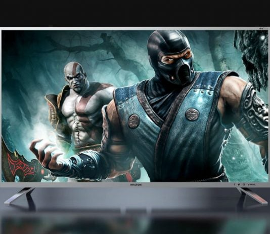 Walton 55 inch 4K Smart TV Price BD 1