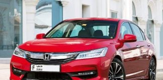Honda Accord 2017 Car Price In Bangladesh 1