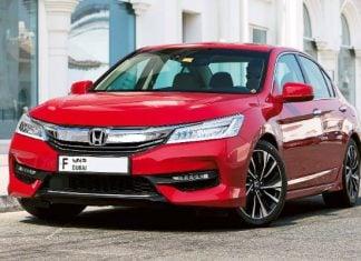Honda Accord 2017 Car Price In Bangladesh 1