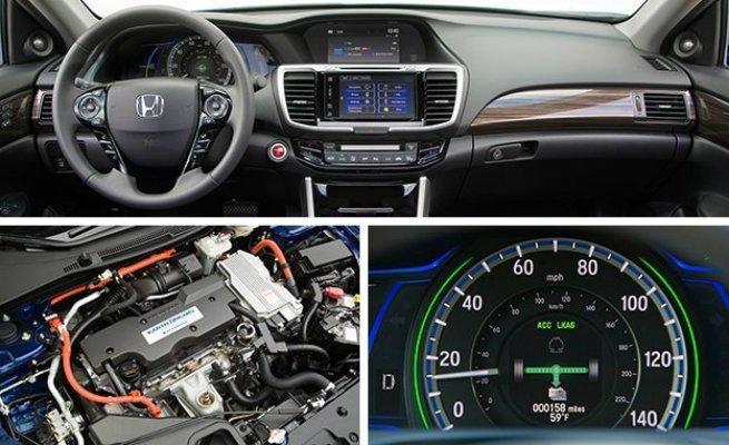 Honda Accord 2017 Interior Inside