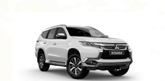 Mitsubishi Pajero Sport Car Price & Specifications Bangladesh