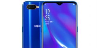 Oppo K1 Specifications BD