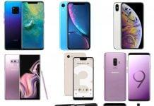 best high-end smartphones 2018 in BD