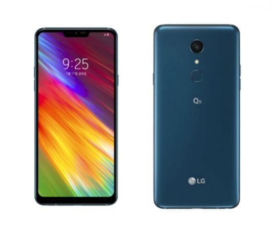 LG Q9 Price & Specifications BD