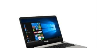 Asus X407UA Price & Specifications in Bangladesh