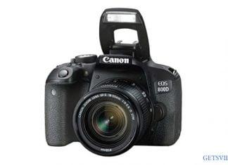 Canon EOS 800D (Rebel T7i) Price In Bangladesh