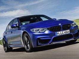 BMW M3 2018 Full Specifications, Features, And Pricing In USA