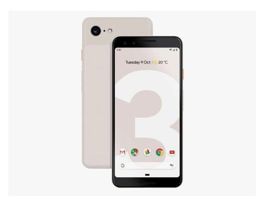 Google Pixel 3 BD Price
