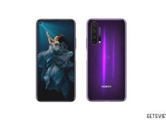 Huawei Honor 20 Price in Bangladesh