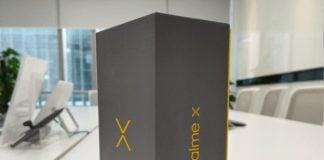 Realme X Price & Details