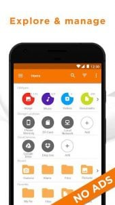 File Manager By Astro Features