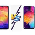 Samsung Galaxy A50 vs Redmi Note 7 Pro Comparison BD (1)