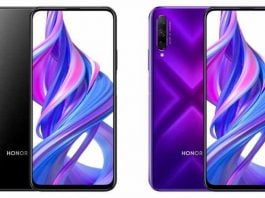 Huawei New Honor 9X Full Specs & Price 2019