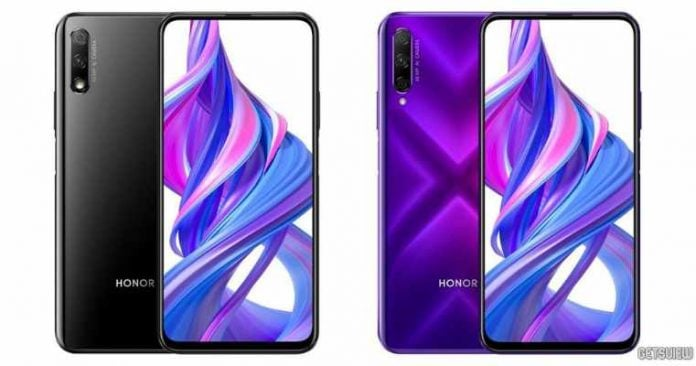 Huawei New Honor 9X Full Specs & Price 2019