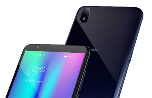 Lava Z62 Latest Price In Bangladesh With Specs