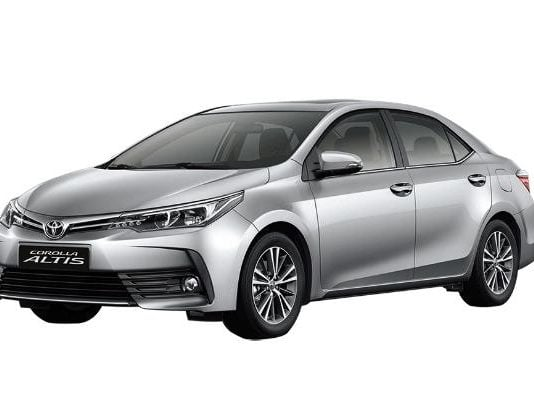 Toyota Corolla Altis Sedan Car Price In Bangladesh