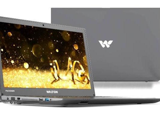 Walton Passion Laptop With Intel Core i3 Processor Price In Bangladesh