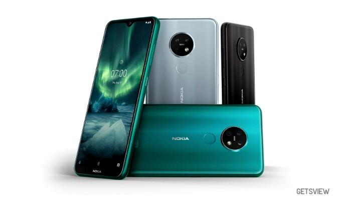 Nokia 7.2 Key specs & market price BD 2019