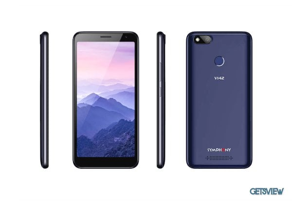 New Symphony V142 smartphone full specs and price in BD