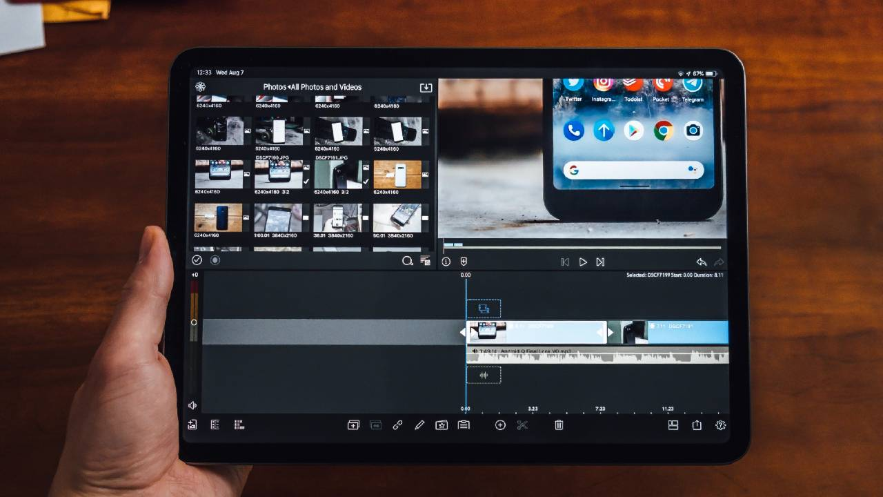 Top 5 Video Editing Apps For Your Smartphone